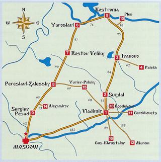 Viaggi in Russia e turismo in Russia by easyRussia - hotel a